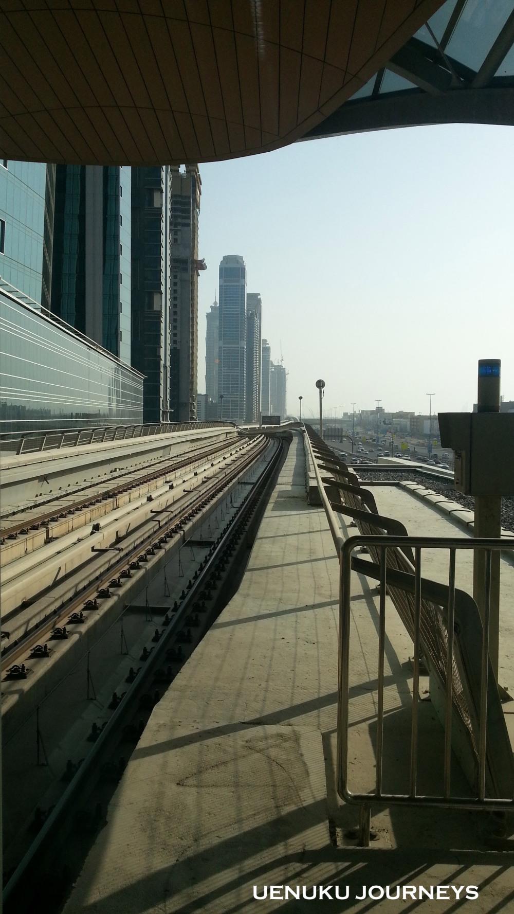 Uenuku Journeys Rail